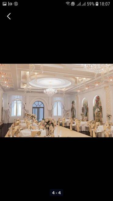 Банкетный зал АЛИ ХАН в БишкекеБанкетный зал АЛИ ХАН – это шикарный