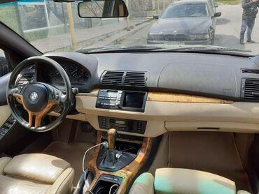 bmw-x5-4-4i-at - Azərbaycan: BMW X5 M 4.4 l. 2002 | 248000 km