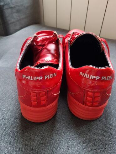 Muska kosulja 2 - Srbija: Philipp Plein Patike su kao nove nosene su svega 2 puta br44