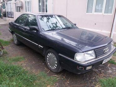 Audi - Azərbaycan: Audi 200 2.2 l. 1984 | 283264 km