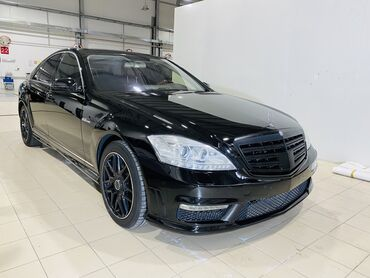 Mercedes-Benz S 500 5.5 л. 2005 | 157000 км