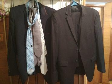 Муж костюмы б/у (турция) состояния хорошее все 42 размера в Токмак