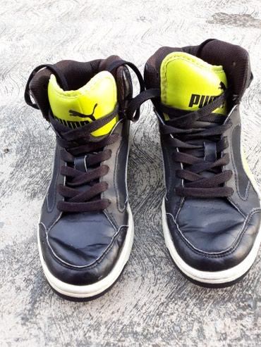Dečija odeća i obuća - Valjevo: Puma patike br.36 patike imaju oštećenja na par mesta ali se još