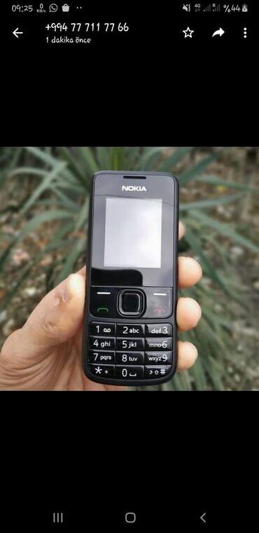 Nokia Telefonlar teze karopkada qeydiyyatli satilir 2-3-4 nomre