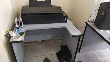 canon professionalnyi fotoapparat в Кыргызстан: Продаю офисные столы. Состояние хорошее.Имеется: CANON imageRUNNER