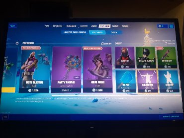 Fortnite item shop gift . PayPal only i gift u any thing for money or