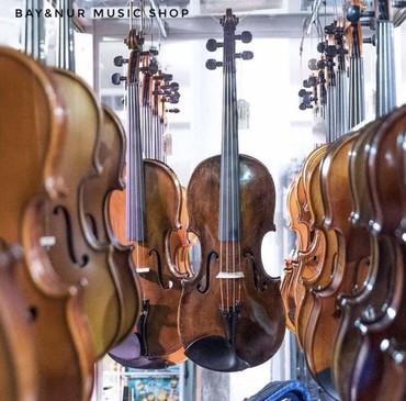 Скрипки в Кыргызстан: Скрипки всех размеров от лучших производителей по доступным ценам