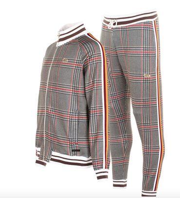 Продам костюм Lonsdale Gentlemen, размер XL. Подробные фото: Куплен на