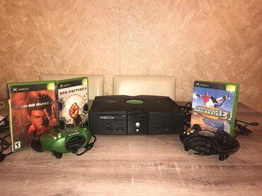 Xbox 360 & Xbox - Azərbaycan: XBox video game satiram. Alana oyun disklari hediyye