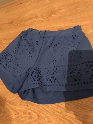 Sorc S velicina, AMISU marka. Plava boja kao sto je uslikano sa blicem - Novi Sad