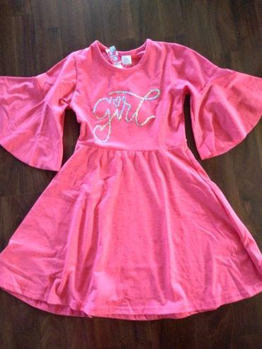 Nove haljine za devojčice u veličinama 10,4. - Ruma