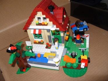 Lego Polovne kocke - Kao Nove - 2 Veeelika Paketa - Belgrade