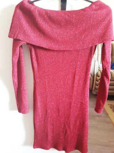 Ženska džemperi - Srbija: Tunika ili haljinica prijatnog materijala,gornji deo se moze nositi