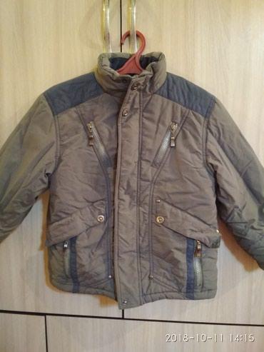 Продаю куртку на мальчика, состояния в Бишкек