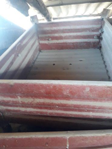 Железные ящики размер 80х58, высота-41см, в Кызыл-Кия