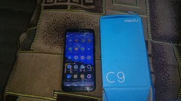 Мобильные телефоны и аксессуары - Азербайджан: Meizu C9 | 16 ГБ | Черный Б/у | Трещины, царапины