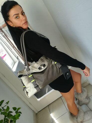 Barcelona torba - Srbija: Savršena torba Koža UVOZ Pariz Unikatan model