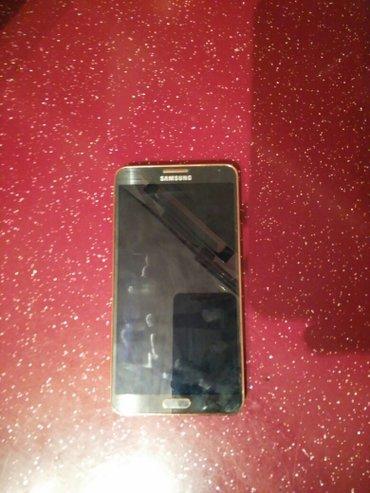 İşlənmiş Samsung Galaxy Note 3 32 GB qara