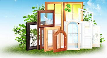 """Пластиковые и алюминиевые окна, двери, витражи от """"Наши Окна""""!«Наши"""