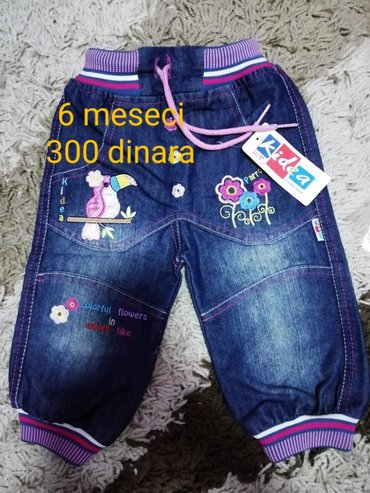 Rasprodaja nove garderobe Cene od 50 do 700 dinara