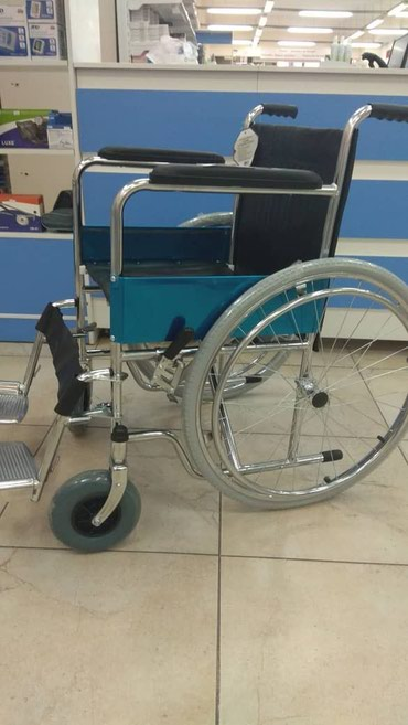 Инвалидные коляски - Кыргызстан: Инвалидные коляски! Все новые товары! Доставка по городу