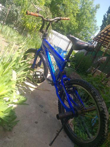 Продаю подростковый велосипед б/у от 6ти до 11лет