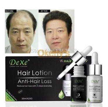 DeXe - сыворотка для волос, которая в Кок-Ой