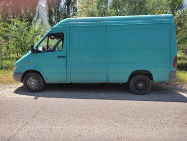 Транспорт - Арашан: Mercedes-Benz Sprinter 2.2 л. 2002 | 320 км