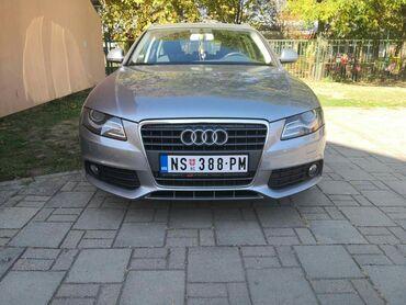 Audi | Srbija: Audi A4 2 l. 2008 | 217000 km