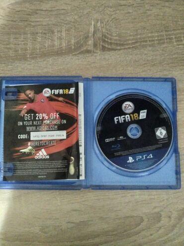 PSP (Sony PlayStation Portable) - Azərbaycan: Fifa 18