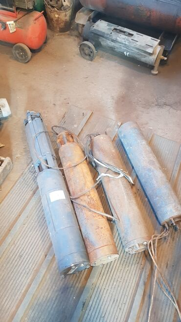 187 объявлений: Продаём насос погружной для скважины. Модель ЭЦВ 6-10-80 4 кВт. Новый