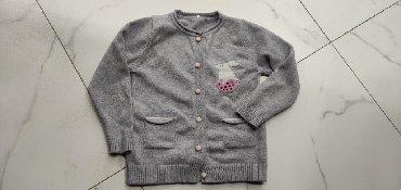детская одежда бу для мальчиков в Кыргызстан: Кофточка на 4-5 лет бу 350с