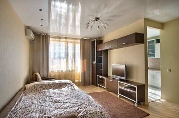 Суточные 1к квартиры .. в Бишкек