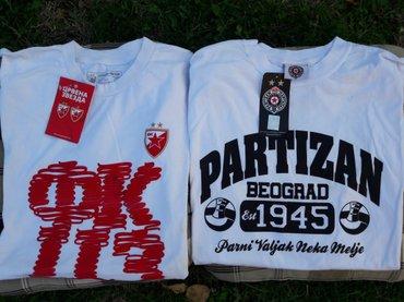 Original majice nove,hologram. Cena 1 majice je 999 din - Belgrade