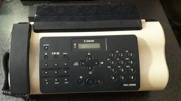 """Bakı şəhərində Fax və stasionar telefon """"Canon""""  Tel: ("""