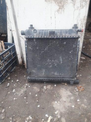 Радиатор 2.2 мерс 124 в Бишкек