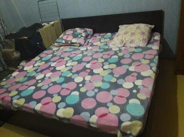 Продам кровать 2.0на 1.9 в отличном состоянии в Бишкек