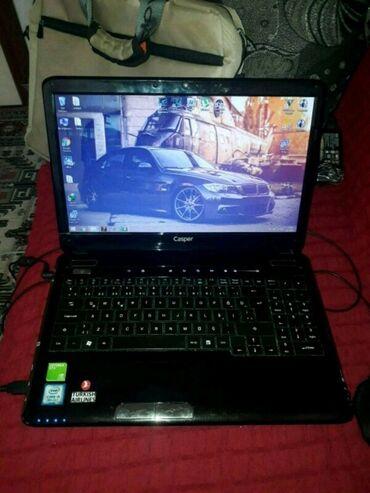 """Noutbuk """"Casper""""Model Casper MB50IA1Cpu intel core i5 2450 (2-ci"""