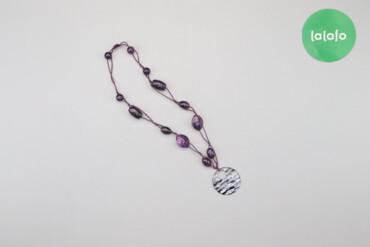 Аксессуары - Киев: Жіноче намисто з каменю    Довжина: 34 см  Стан дуже гарний
