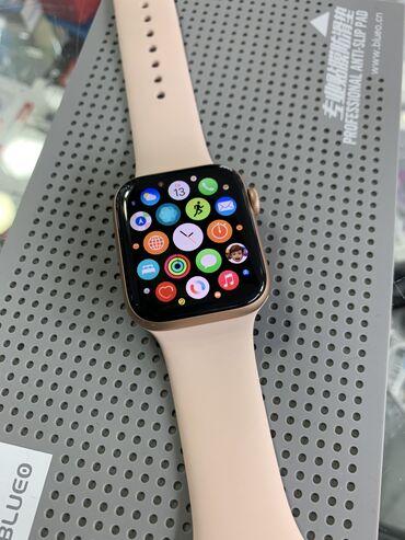 купить золотые часы в бишкеке in Кыргызстан   АВТОЗАПЧАСТИ: Продаётся Apple Watch6 series 44mmRose goldБрали месяц назадВ очень