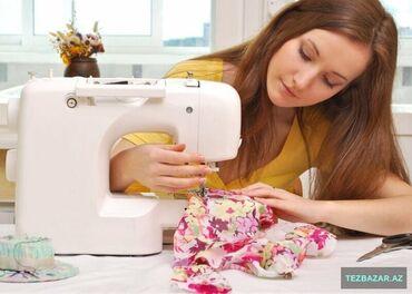 швейный цех в Азербайджан: Derzi teleb olunur Iş saatları;9:00-20:00