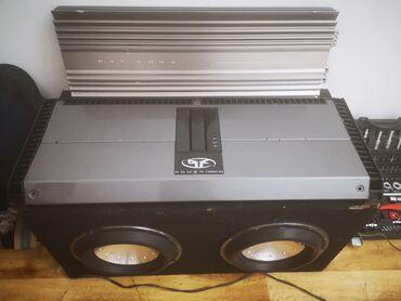 Продам сабовое звено Америка rockford fosgate T40001bd rockford