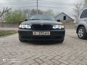 BMW - Зеленый - Бишкек: BMW 3 series 2.2 л. 2003