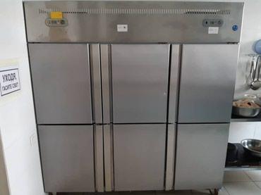 Производственный холодильник в отличном состоянии. в Бишкек