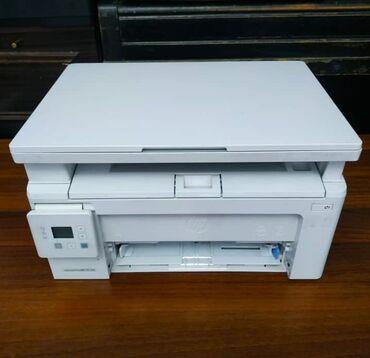 Принтер 3в1 HP LaserJet Pro MFP 130AПолностью рабочий, печатает