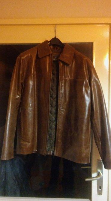 Muška odeća | Kikinda: Kozna muska jakna. Velicina s. Pogledajte i druge predmete koje