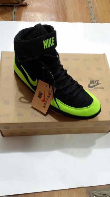 """Bakı şəhərində Barsovka """" Nike """". Made in Vietnam. Razmerleri var ( 37-dən 45-kimi"""