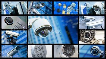 Kameraların quraşdırılması - Azərbaycan: Təhlükəsizlik sistemləri | Domofonlar, Müşahidə kameraları, Siqnalizasiya | Zəmanət