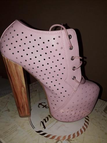 Cipele na štiklu - Novi Sad - slika 4