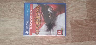Plac - Srbija: God of War 3 RemasteredPs4 igra,sam CD kao i omot bez ikakvog